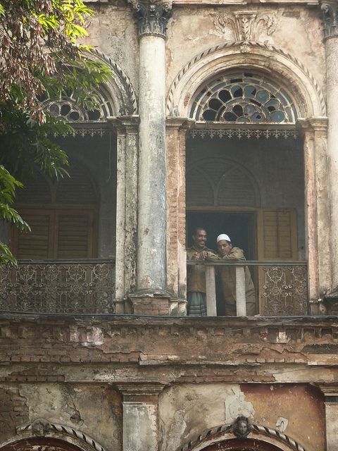 Old Dhaka city