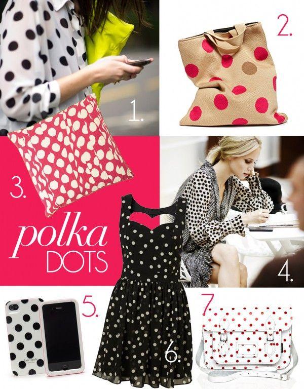 dots dots dotsSpots, Dots Craze, Naughty Polka, Dots Inspiration, Dots Stripes And Check Plea, Chevron Stripes Polka Dots, The Dresses, 2011 Polka, Polka Dots 3