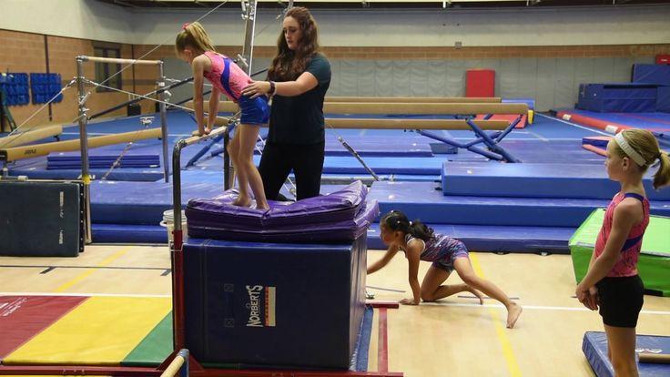 Pin on Gymnastics Bars