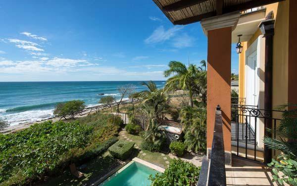 beachfront, beach, pethouse, beach real estate, ocean view homes, tamarindo real estate