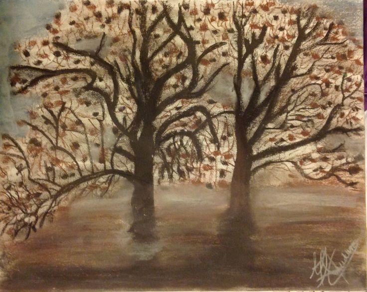 Trees. Majo Cauduro