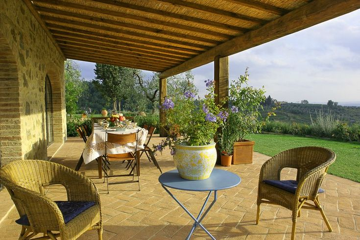 Capanna — a vacation rental in Chianti, Tuscany, Italy