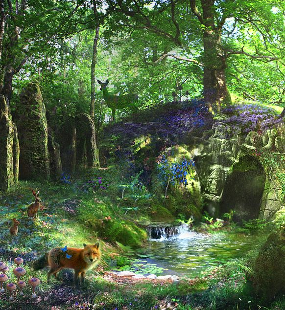 91 Best Images About Mystical Places On Pinterest