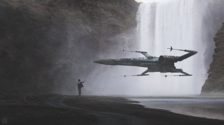 Star Wars Tribute artwork!  Web-Site - http://www.yurishwedoff.gallery  Print Shop - https://society6.com/yurishwedoff/prints  Gumroad - https://gumroad.com/yurishwedoff  Patreon - https://www.patreon.com/yurishwedoff