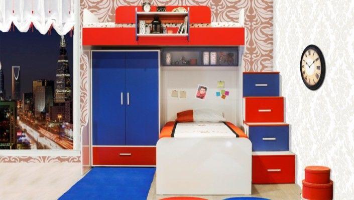 Παιδική Κουκέτα Πολυμορφική Compact 3