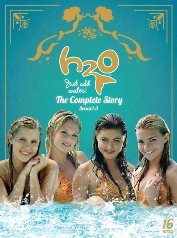 H20: Just Add Water - The Complete Story (DVD) love itty