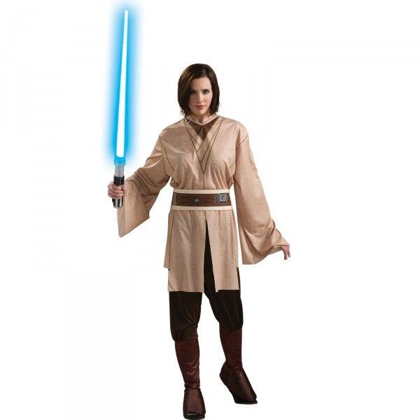 Disfraz de Jedi Star Wars para mujer