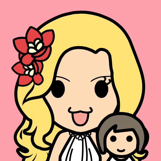 I Made My Friend Leah in FaceQ!If You Want One Comment Down Below:)