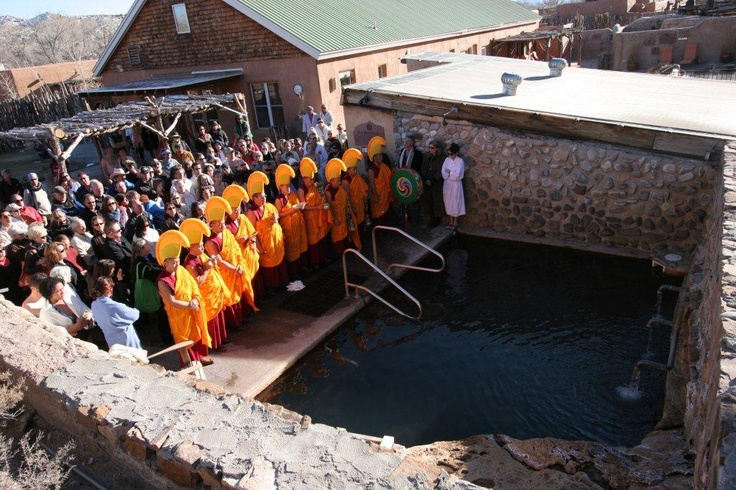 Blessing of the Waters December 2012