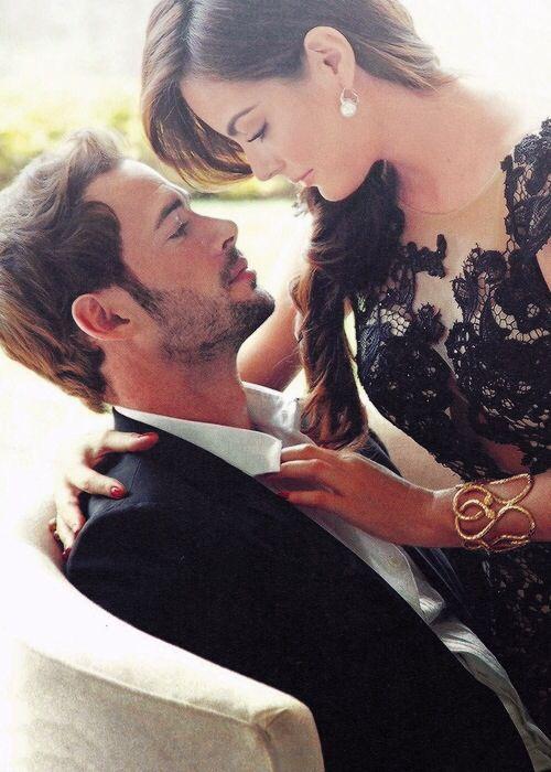William Levy y Ximena Navarrete - Damian y Marina #latempestad La Tempestad