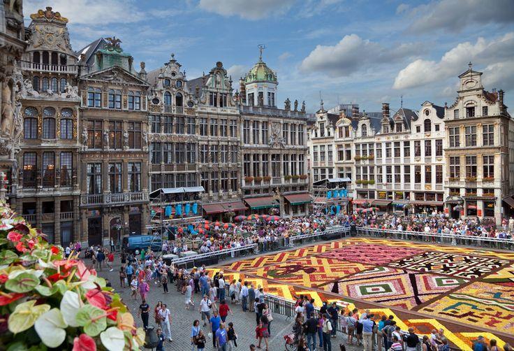 Turismo em Bruxelas: o que fazer na capital da Bélgica