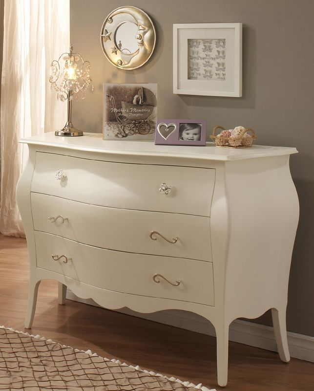 Love The Unique Shape Of This Gorgeous Dresser