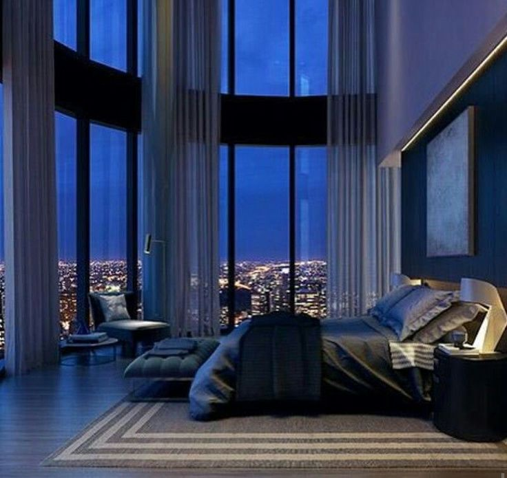 25 best ideas about luxury penthouse on pinterest penthouse penthouse penthouses and luxury - Magnificent luxury bedroom design ideas ...