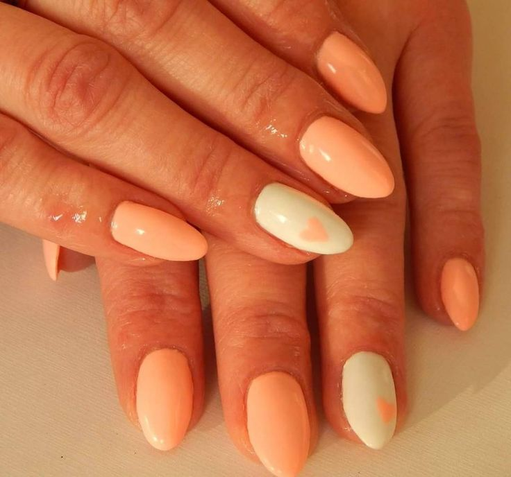 #homenails #hybrids #semilac #sleepingbeauty #strongwhite #doit #nailsart #nails2inspire #summer #sweet #look #hybrydy #semilacnails #lookoftheday #instanails #instagril  Wiosenne hybrydki Ani
