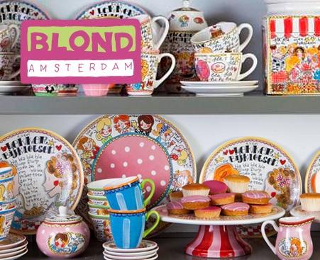 Blond Amsterdam servies | Cadeau Butler