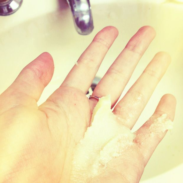 DIY winter skin rescue balm