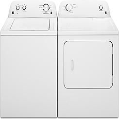 kenmore elite washer and dryer white. kenmore 3.5 cu. ft. top-load washer \u0026 6.5 elite and dryer white