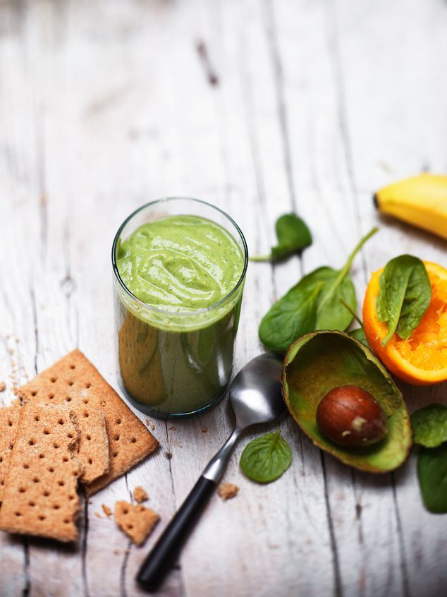 groene power smoothie | ZTRDG magazine