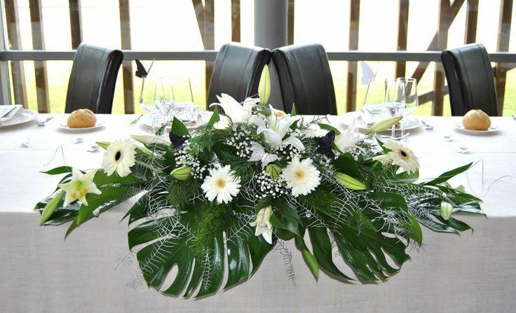 Mesa nupcial, bodas Casa Setién