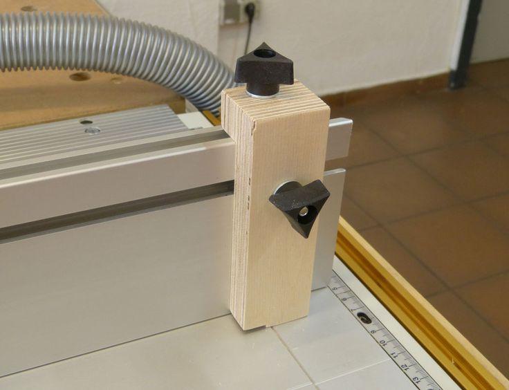 Umbau und Optimierung des Festool Frästisches (CMS-OF) – Teil 3 | Holzwerkerblog von Heiko Rech