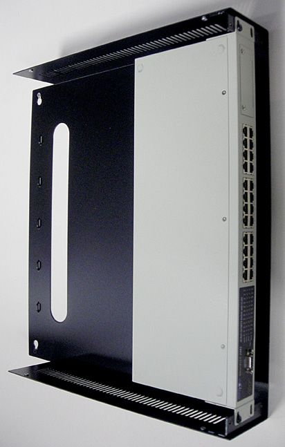 sale pm wall growv r perforated mount rack server htm end p