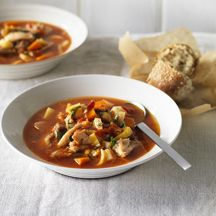 Weight Watchers Hearty Chicken and Root Vegetable Soup Recipe - 6 ProPoints | WeightWatchers.co.nz