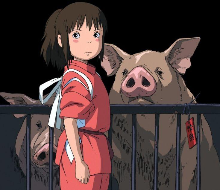 Le Voyage de Chihiro : pourquoi les parents se changent en cochons ?