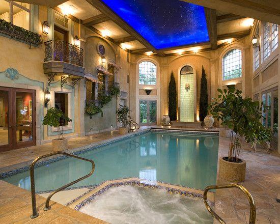 Indoor Pool | Venetian Pool | Italian Design | Venetian Architecture