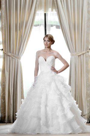 Imperial wedding dress