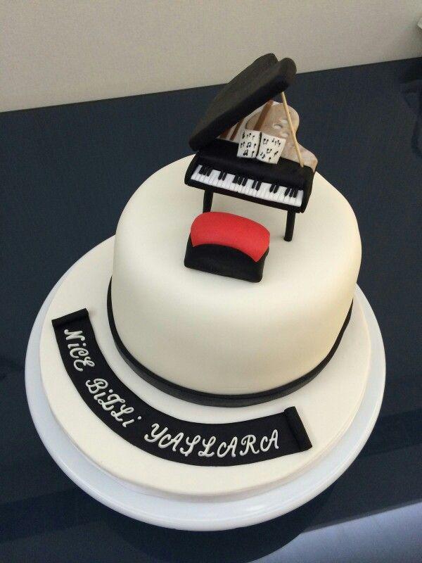 Piyano pasta / cake