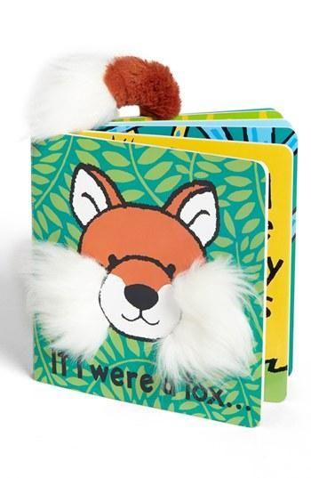 So Cute! 'If I Were a Fox' Book.