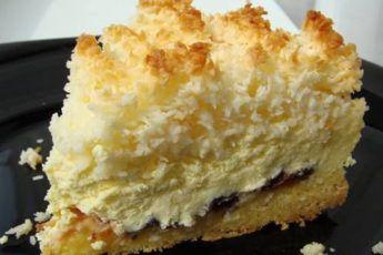 Пирог «Кудряшкин» с творожной начинкой. Покорил своей нежностью и вкусом