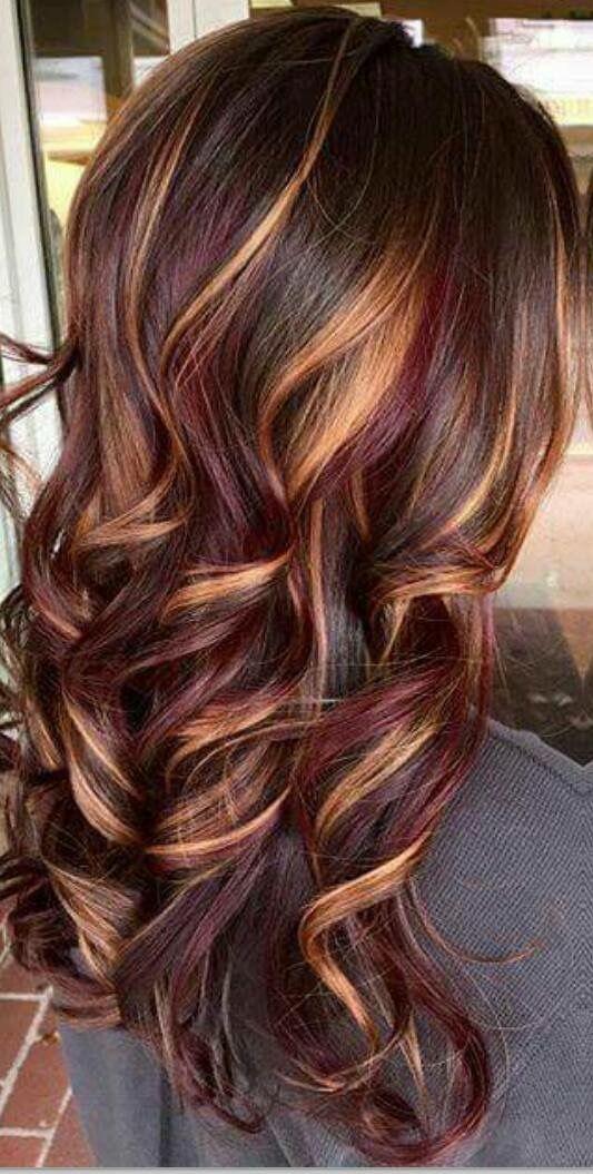 Pin By Cheryl Goehring On Hair Styles Hair Brunette