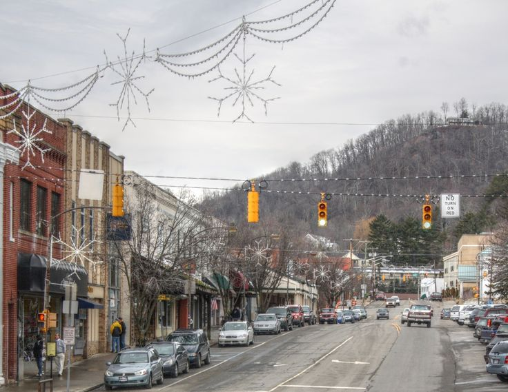 Boone, North Carolina! Matt and I love going to the General Store to buy old fashioned candies and to spend time window shopping and enjoying all of the eccentric people who are so nice and always have open arms, not to mention great little food restaurants & pubs!