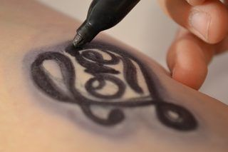 How to Make Temporary Tattoos | eHow