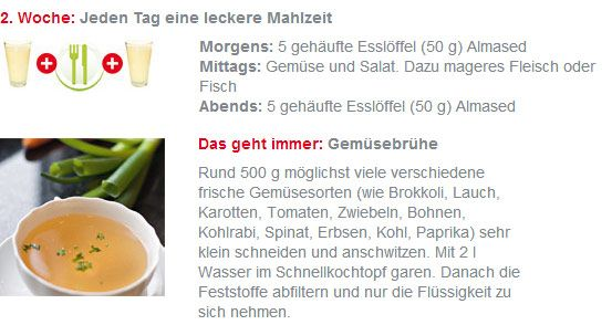 Almased Diät-Plan: http://almatest.com/almased-diaetplan/