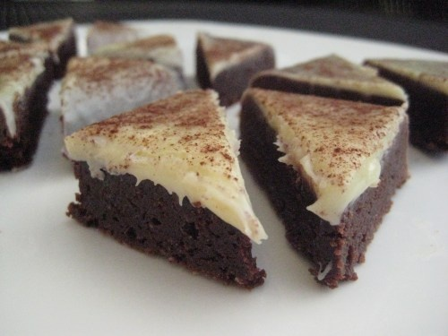 cappuccino brownies | Yummy food | Pinterest