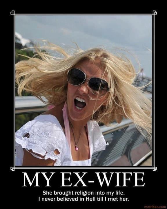 my best friend dating my ex wife