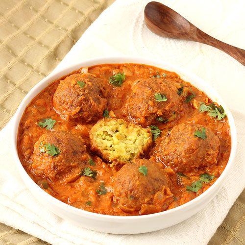 Lauki+Kofta+Curry