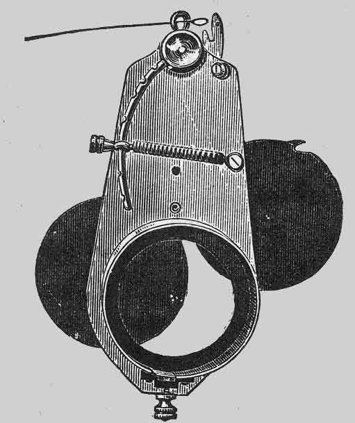 Prosch's Eclipse shutter