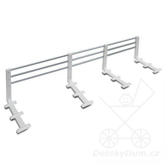 REER zábrana na postel nastavitelná - kov | Dětský dům - Kočárky, dětské a kojenecké potřeby, autosedačky