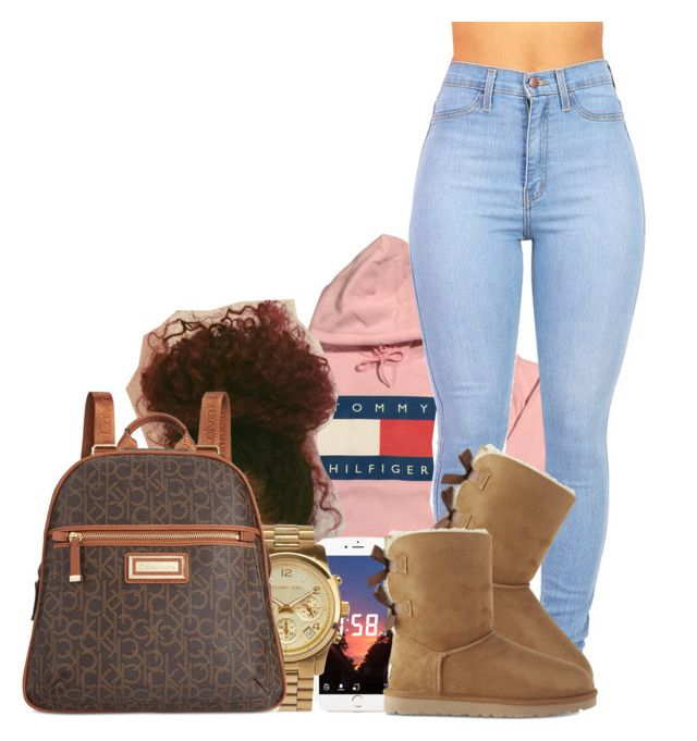 """""""Contest!!"""" by jalay ❤ liked on Polyvore featuring UGG, MICHAEL Michael Kors and Calvin Klein"""