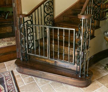 Israel Home - mediterranean - staircase - other metro - Terry M. Elston, Builder