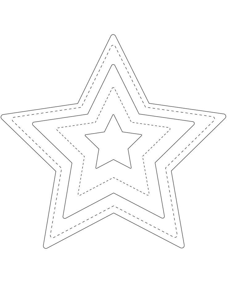 10 Star template