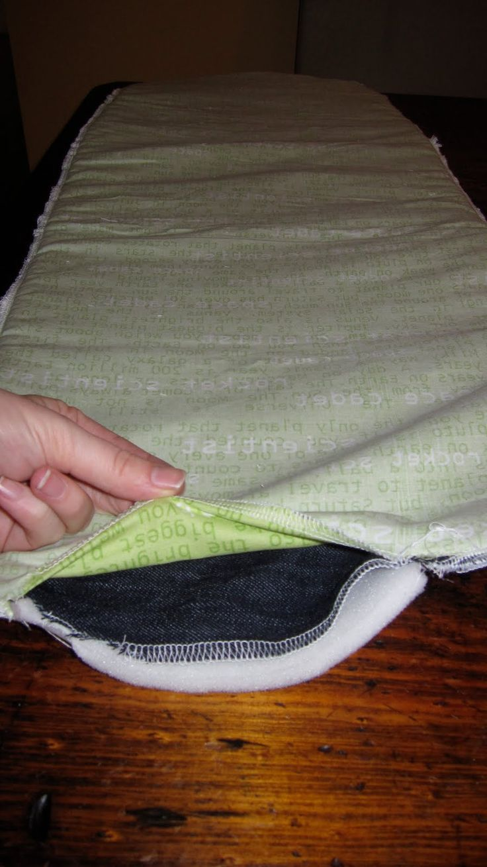 Seedlings Nest: How to draft a pram liner pattern