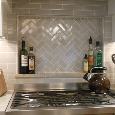 Backsplash Niche Design, Pictures, Remodel, Decor And Ideas   Page 4