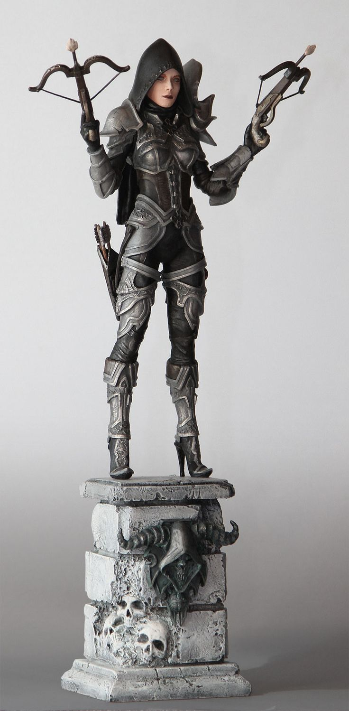 Diablo III - Demon Hunter by 123samo.deviantart.com
