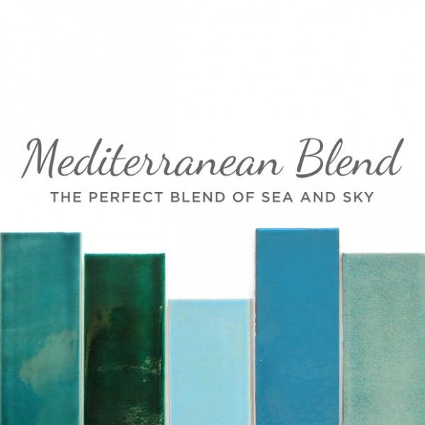 Mediterranean Blend: The Perfect Blend of Sea and Sky