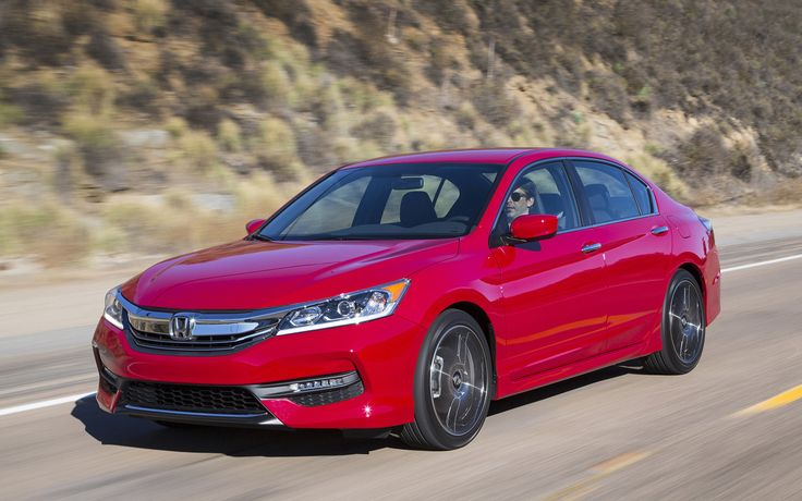 The 2017 Honda Accord Sport Special when you add