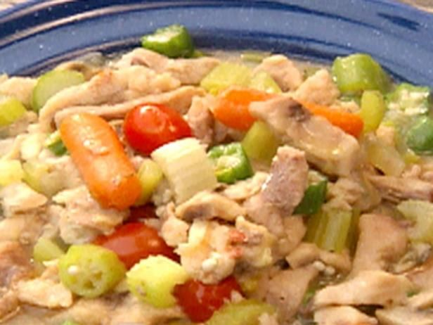Get Florida Catfish Stew Recipe from Food Network